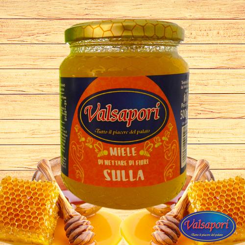 miele sulla